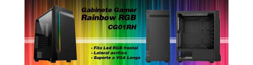 Gabinete Gamer CG01