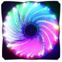 Fan G-Fire Rainbow EW1512R