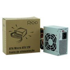 Fonte Mini para gabinete Slim Pixxo  200W