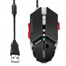 Mouse Gaming Wesdar WDX9XXBWWB
